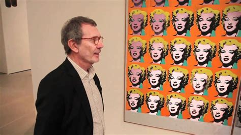 """Pace's Arne Glimcher on Andy Warhol's """"Marilyn Diptych"""