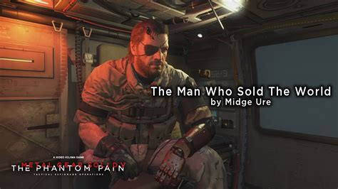 Metal Gear Solid V: The Phantom Pain - The Man Who Sold