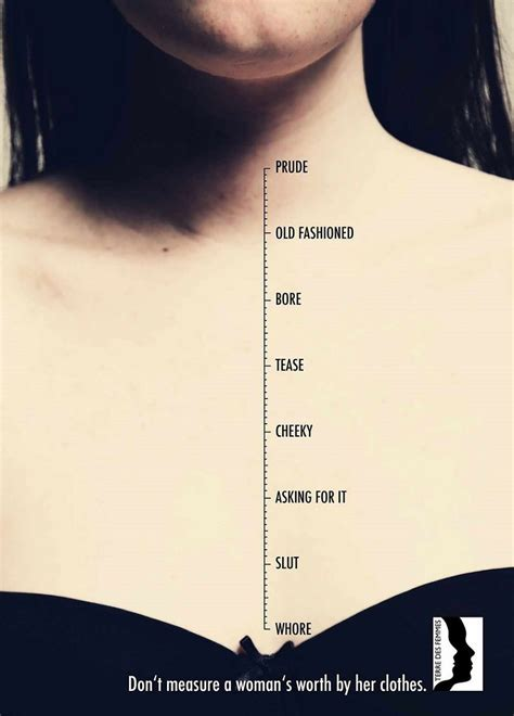 Here's A Scale For Measuring The 'Sluttiness' Of A Woman