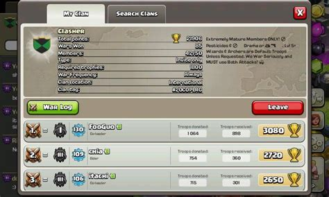 Our Clan Name is Changed out of Nowhere!