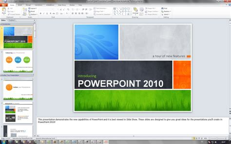 Download Microsoft PowerPoint 2010 14