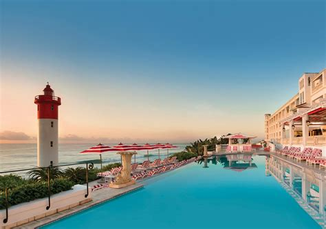 Hotel Review: The Oyster Box, Durban   London Evening Standard