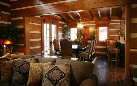 Eagle Ranch Cabins - West Coast Log & Timber