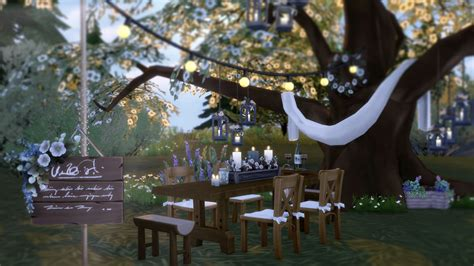 Check out the fan-made Rustic Romance Stuff Pack – Liquid Sims