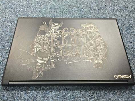 """ORIGIN PC on Twitter: """"Check out this sweet laser etched"""