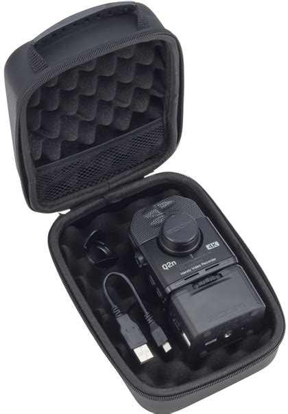 Zoom SCU-20 Universal Small Soft Shell Case Fits with AC-2