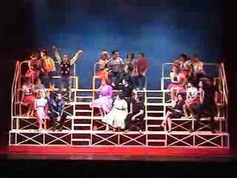 Grease das Musical - We Go Together - YouTube