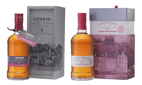 Tobermory Adds Two New Whiskies as it Gets Ready to Shut