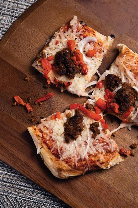 Dining: In Search of Great Vegan Pizza   Nevada Public Radio