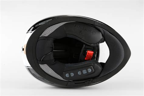Product Review: Schuberth SRC communication collar for S2
