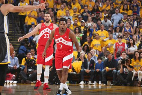 Toronto Raptors defeat the Warriors in Game 6 to win their