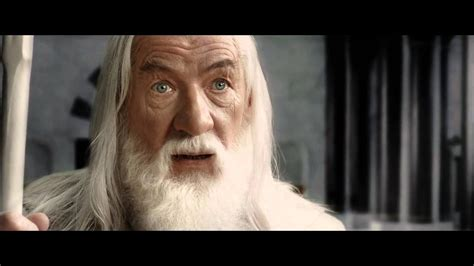 Gandalf and Pippin Meet Denethor - The Lord of the Rings