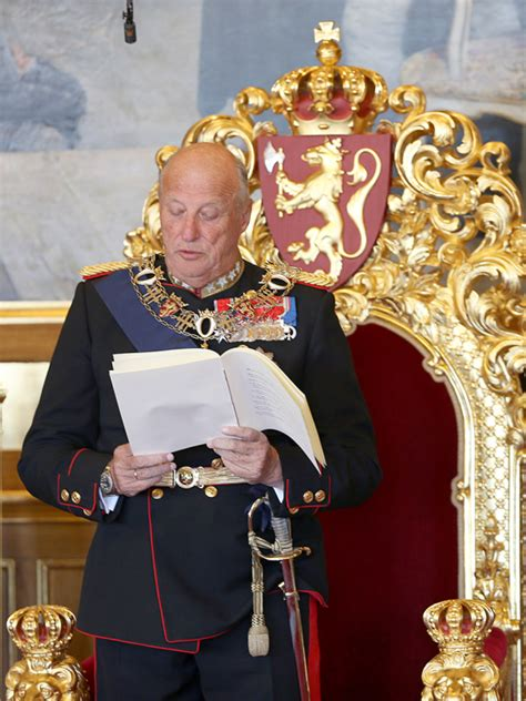 Opened the159th Storting - The Royal House of Norway