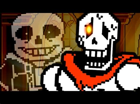 """Genocide Papyrus! """"Disbelief"""" Undertale Fangame - YouTube"""