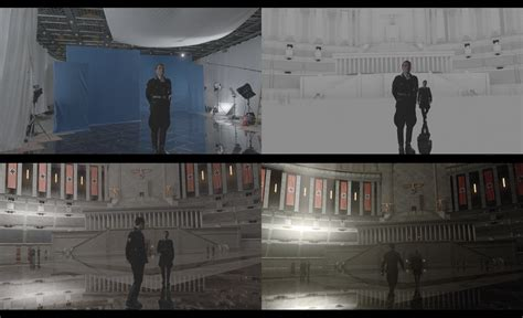 Visual Effects for The Man in the High Castle — blender