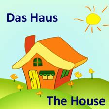 German Vocabulary – All About The House « JabbaLab