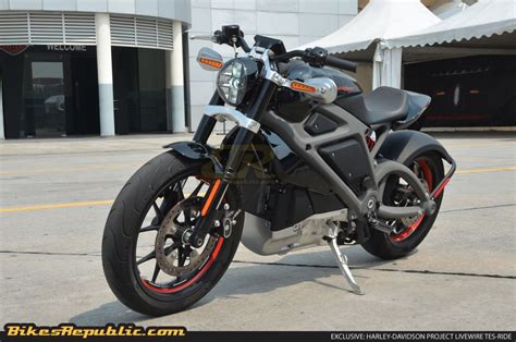 Exclusive: Harley-Davidson Project Livewire test ride