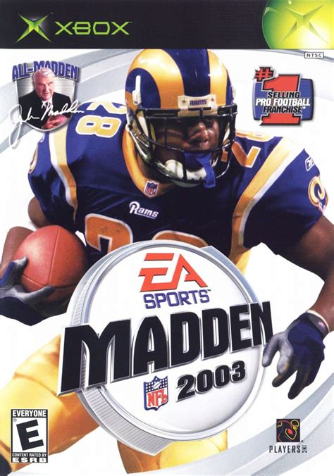 Madden NFL 2003 for Xbox (2002) - MobyGames