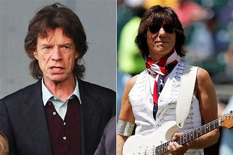 Mick Jagger Reveals Jeff Beck Will Join Him on 'SNL'
