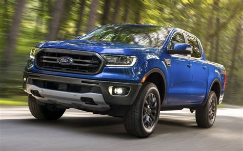 2020 Ford Ranger FX2 SuperCrew (US) - Wallpapers and HD